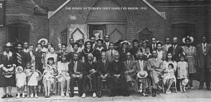 First Reunion,  1942