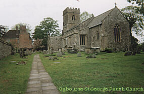 Ogbourne St George Parish Church
