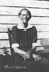 Rosa Hayes Ogburn