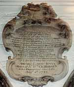 Sir William Ogbourne  epitaph