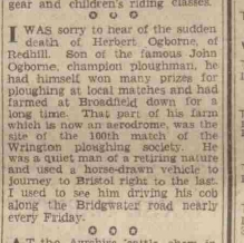 westdaily press ploughmen 20 Jan 1949
