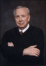 Judge Robert W Ogburn