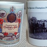 The Ogborne Ploughmen Commemorative Mug 2